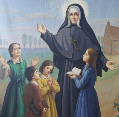 Anniversary of the Beatification of Mother Marie-Rose