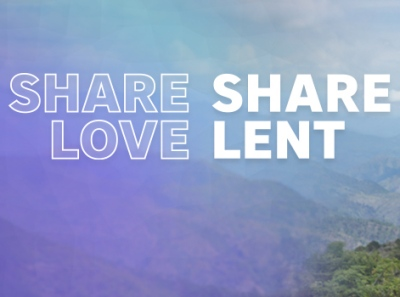 Lent: a time to focus on the essentials and show solidarity