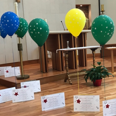 Commémoration touchante à la Maison Jésus-Marie après un an de pandémie