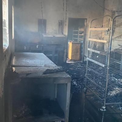 Des gestes de solidarité pour reconstruire la boulangerie incendiée au Lesotho