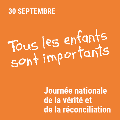 Journée nationale de la vérité et de la réconciliation