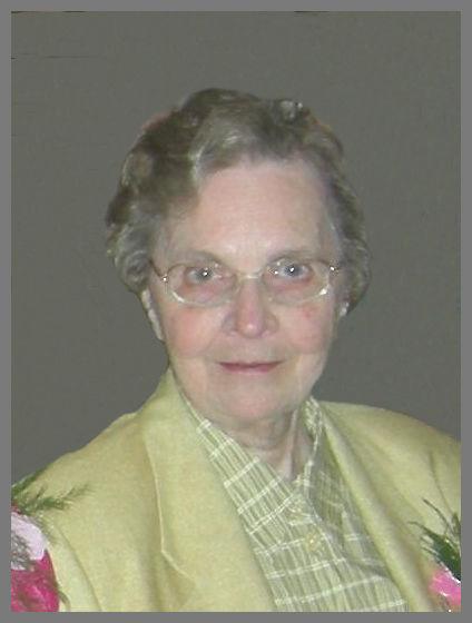 Sister Germaine Gamache