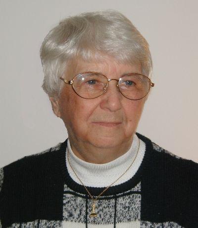 Sister Fleurette Deneault