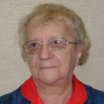Sister Gertrude Charlebois