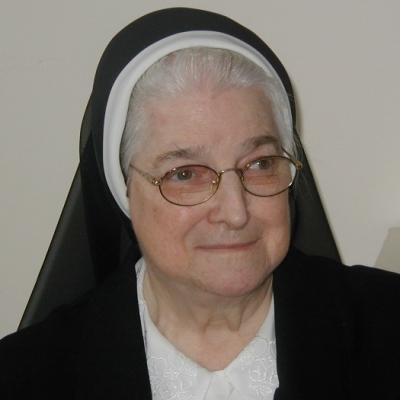 Sister Marie-Jeanne Dessureault