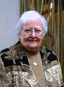 Sister Jeannine Cornellier