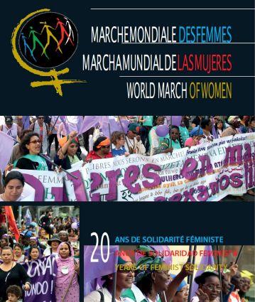 Un livre sur la Marche mondiale des femmes pour rendre hommage à la solidarité féministe