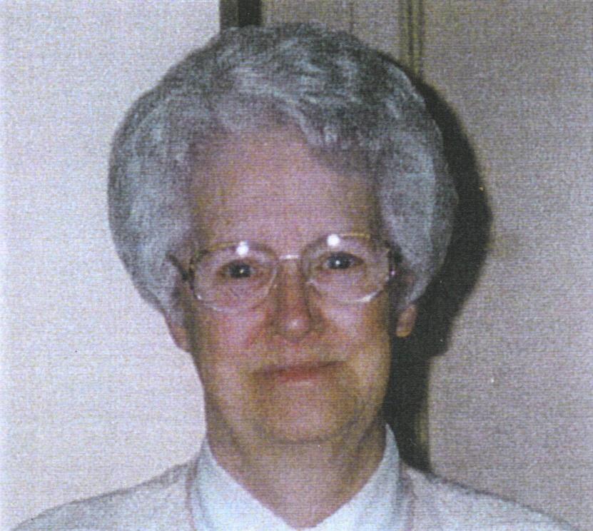 Sister Noëlla Gagnon