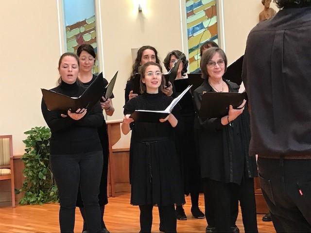 Deux concerts pour finir et commencer l'année en beauté à la Maison Jésus-Marie
