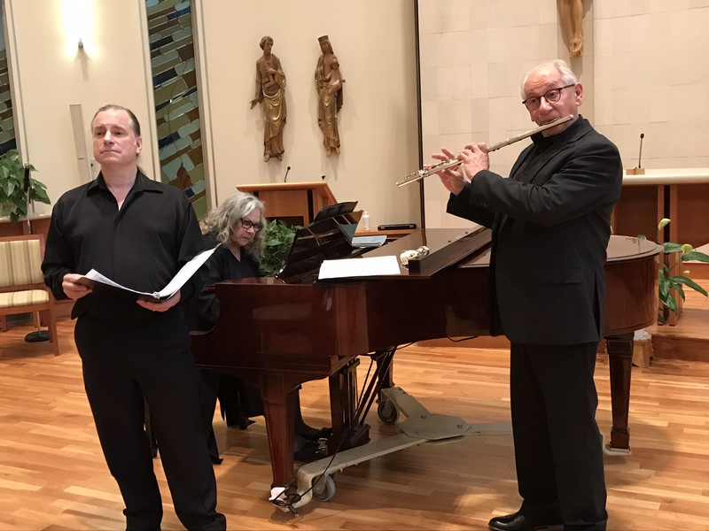 La Maison Jésus-Marieaccueille de nombreux concerts professionnels