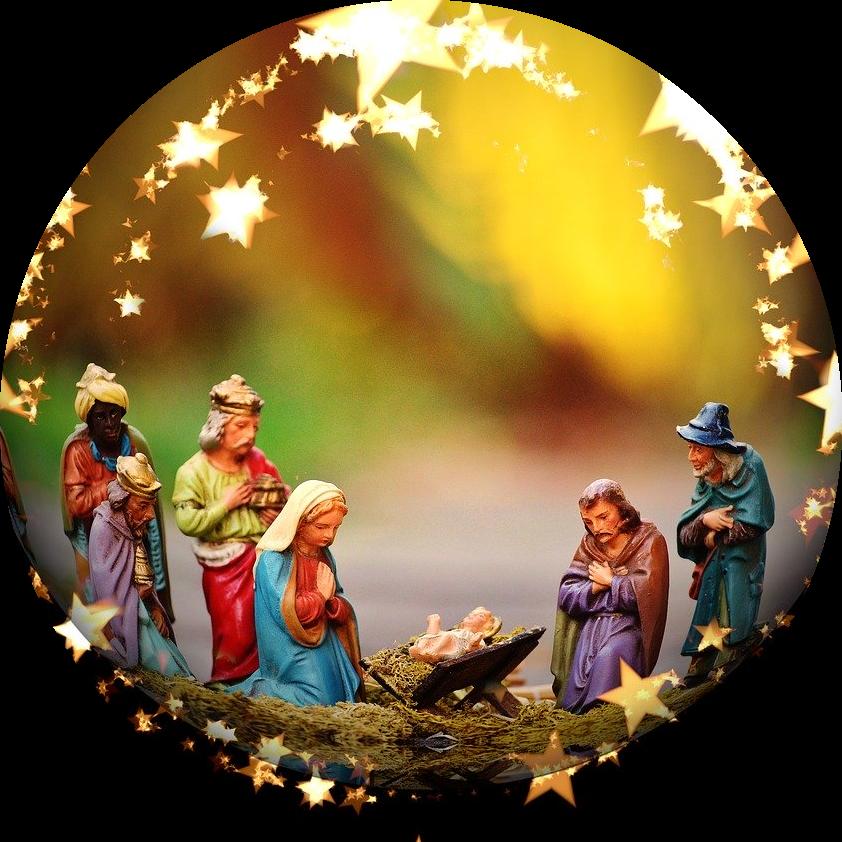 Joyeux Noël et bonne année 2020!
