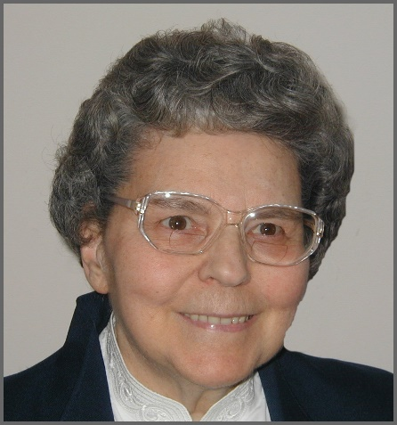 Sister Gisèle Marcil
