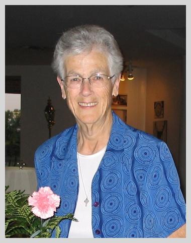 Sister Mary Ellen Collins