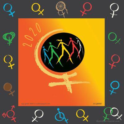 Lancement de la campagne d'appui aux revendications de la Marche mondiale des femmes 2020