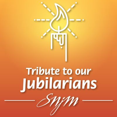 Beautiful celebrations for the SNJM 2020 jubilarians